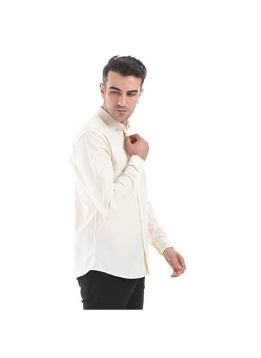 Robe di Kappa Rdk Gömlek Renaza  Ekru